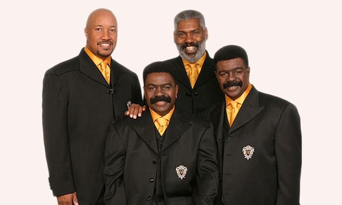 The Whispers - Celebrity Theatre: The Whispers at Celebrity Theatre on Friday, August 8, at 8:30 p.m. (Up to 53% Off)