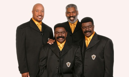The Whispers at Celebrity Theatre on Friday, August 8, at 8:30 p.m. (Up to 53% Off)