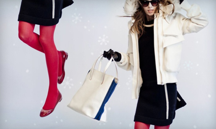 ModeWalk: $149 for $400 Worth of Designer Clothing and Accessories from ModeWalk