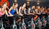 JoyRide Cycling Studio - Multiple Locations: Five or Ten Indoor Cycling Classes atJoyRide Cycling Studio(Up to 63% Off)