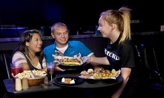 Cinema Cafe - Multiple Locations: $10 for $20 Worth of Food and Drink at Cinema Cafe