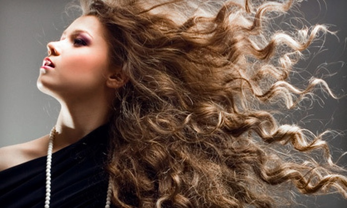 NewU Body Bar - Byward Market - Parliament Hill: Women's Haircut with Option for Blow-Dry and Style at NewU Body Bar (Half Off)
