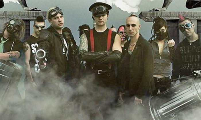 Street Drum Corps Presents: Lost Vegas - Las Vegas: $10 for Street Drum Corps presents: Lost Vegas at Vinyl at Hard Rock Hotel & Casino Las Vegas (Up to $27 Value)