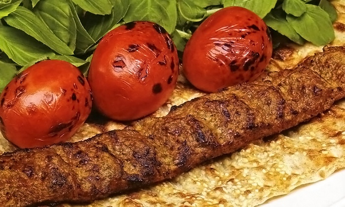 Persia Lounge - Newhall: $25 for $40 Worth of Middle Eastern Cuisine at Persia Lounge. Groupon Reservation Required.
