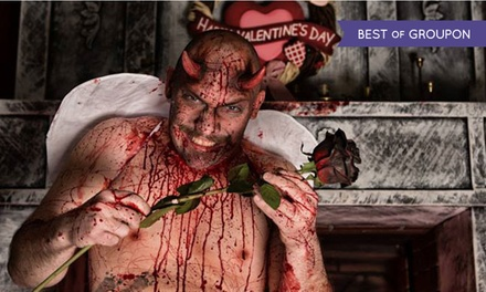VIP Slash Pass and Paintball for One on 2/12 or 2/13 to Nashville Nightmare's My Bloody Nightmare ( 38% Off)