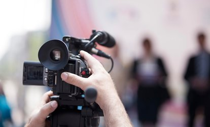 Video Blog or Live Music Video Recording at Smart Films (Up to 95% Off)*