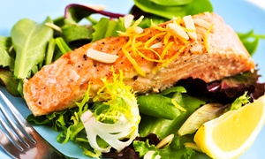 Soup Dive: $11 for a Punch Card for Soup, Salads, and Sandwiches at Soup Dive ($20 Value)