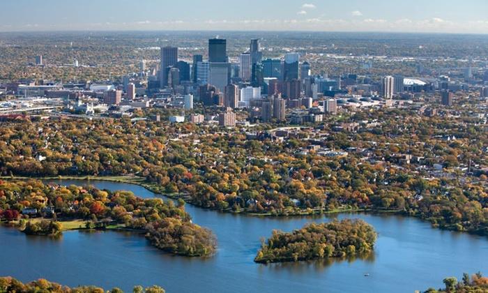 null - Minneapolis / St Paul: Stay at Minneapolis Boulevard Hotel in Minneapolis, MN