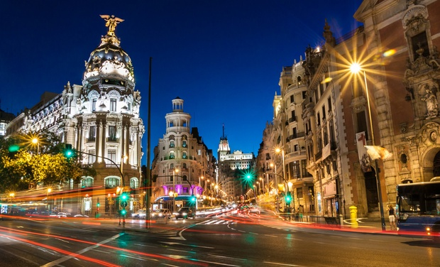 TripAlertz wants you to check out  8-Day Spain Vacation w/ Air & 4-Star Hotels from Key Tours International. Price per Person Based on Double Occupancy.  8-Day Spain Vacation with Airfare & 4-Star Hotels - Spain Vacation with Airfare