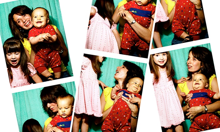 COMPLETE - Minnesota - South St. Paul: Two-, Three-, or Four-Hour Photo-Booth Rental from Complete - Minnesota (Up to 58% Off)
