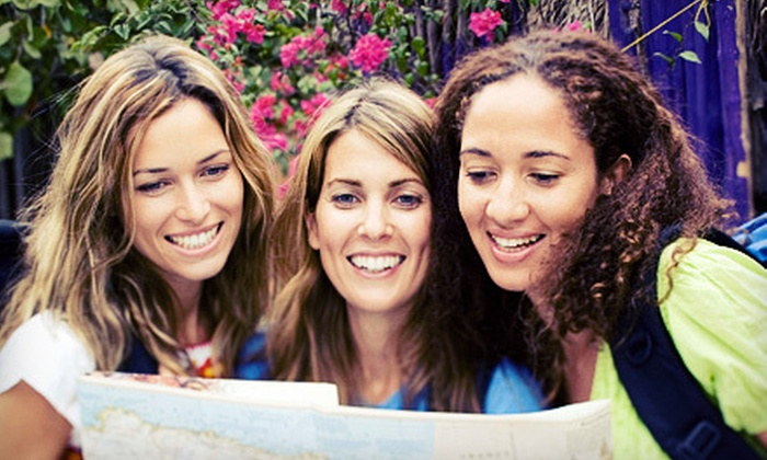 New Haven Urban Scavenger Race - New Haven: Scavenger-Hunt Entry for Two, Three, or Four from New Haven Urban Scavenger Race on Saturday, October 13 (Up to 51% Off)