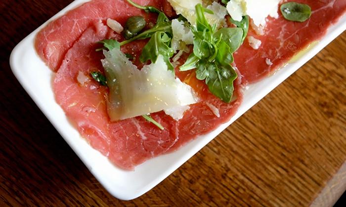 Genovese Italian Restaurant - Oread: Italian Cuisine and Drinks at Genovese Italian Restaurant (Up to 47% Off)