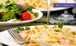 Passione Restaurant: Upscale Italian Food and Drinks at Passione (Up to 50% Off). Three Options Available.
