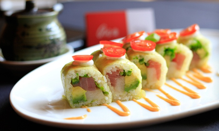 Ai Sushi - Near North Side: $20 for $40 Worth of Sushi and Japanese Cuisine at Ai Japanese Restaurant & Lounge