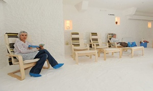 Salt Cave: One or Two One-Hour Sessions at The Salt Cave (Up to 69% Off)
