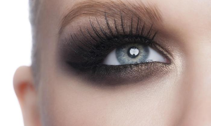 Eyelash Extensions - Carmichael: Full Set of Eyelash Extensions at Eyelash Extensions (45% Off)