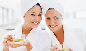 Atlas Health & Beauty: Pamper Package For One or Two at Atlas Health & Beauty (Up to 42% Off)