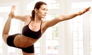 Rachel Zeskind's Total Body Center: Four-Week Boot Camp or One-Month Online Fitness Membership at Rachel Zeskind's Total Body Center (Up to 78% Off)