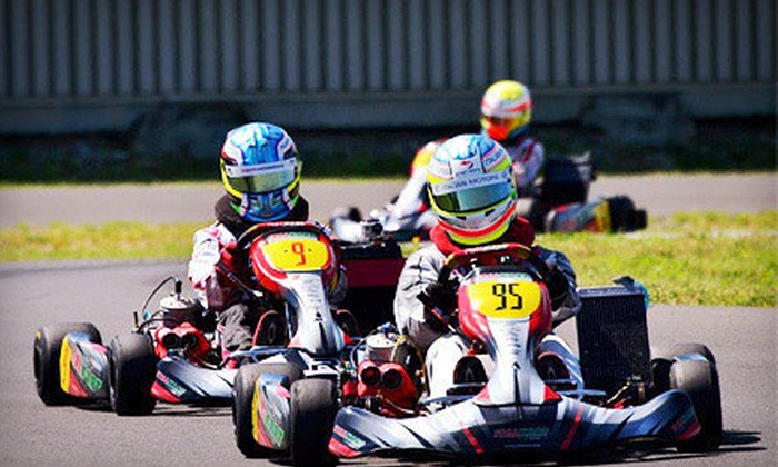SIMA International Motorsports Academy - Sumas: $99 for a Two-Hour F1-Style Kart-Racing Workshop at SIMA International Motorsports Academy ($199 Value)
