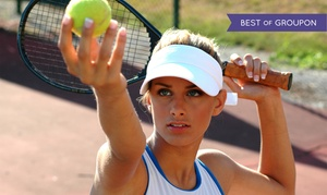 Tennis in Manhattan Clubs: 5 or 10 Tennis Classes or 10 Beginner or Advanced-Beginner Clinics at Tennis in Manhattan Clubs (Up to 53% Off)