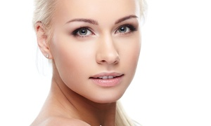 Nicole's Nails and Spa: One, Two, or Four Eyebrow Waxes with Optional Organic Facial at Nicole's Nails and Spa (Up to 57% Off)