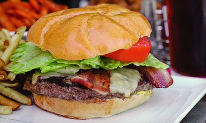 Relish Burger Bar - El Dorado Hills: $20 for $30 Worth of Burgers and Drinks at Relish Burger Bar