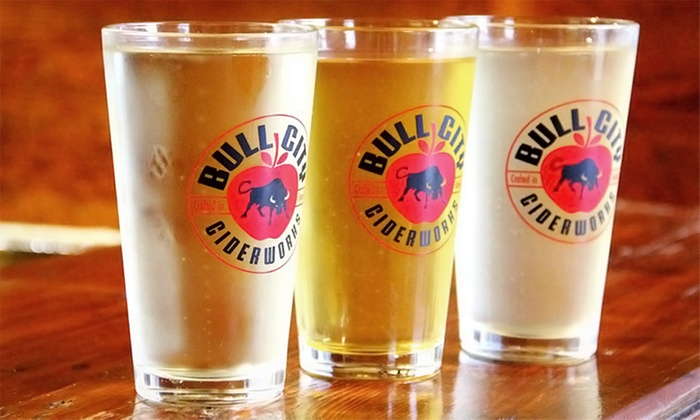 Bull City Ciderworks - Downtown: Pints and a Tour for Two or Four at Bull City Ciderworks (40% Off)