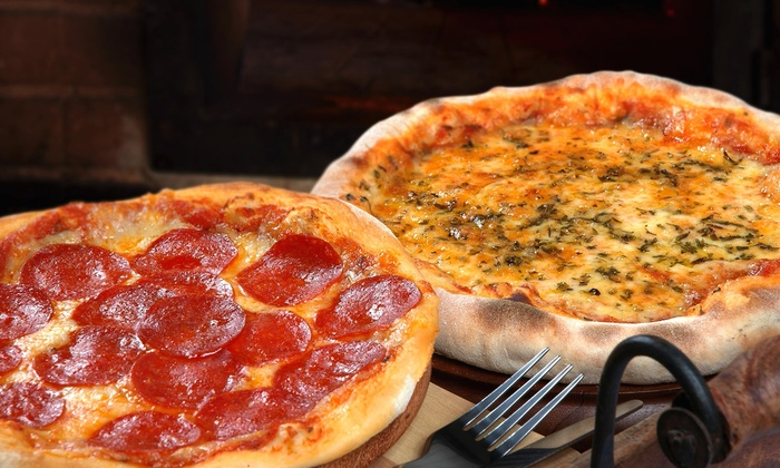 Cousins Pizza - Charleston: Pizza Meal for Four at Cousins Pizza (47% Off)