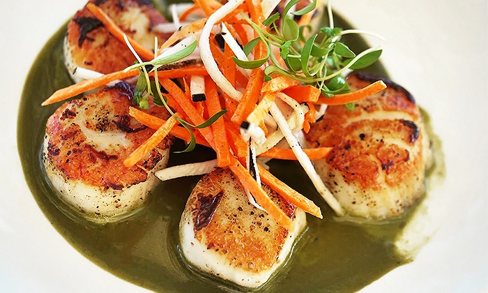 Bocanova - Produce and Waterfront: $96 for $160 Worth of Family-Style Pan-American Cuisine at Bocanova