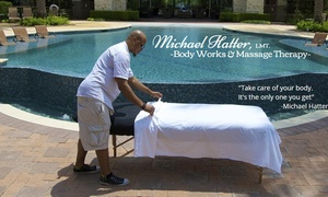 Michael Hatter, LMT.: Up to 56% Off Hot stone Swedish and Sports massage at Michael Hatter, LMT.