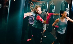 TITLE Boxing Club : $39 for Two Weeks of Unlimited Boxing or Kickboxing Classes at Title Boxing Club ($45.49 Value)