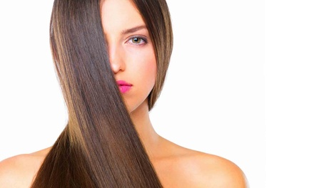 $89 for a Keratin Treatment from Suhad Alyas at Salon De Marcus ($250 Value)