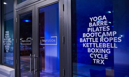 Up to 76% Off Fitness Classes at TruFusion