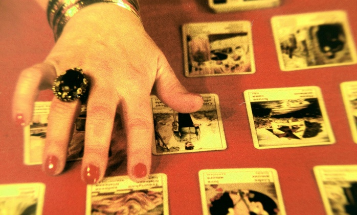 Email Tarot Reading for £7 at LHTTC (53% Off)