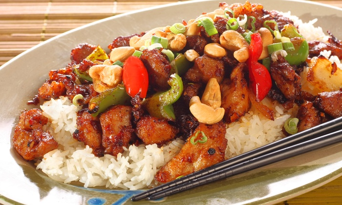China Garden - 31st & Mingo : Authentic Chinese Food for Dine-In or Take-Out at China Garden (Up to 47% Off)