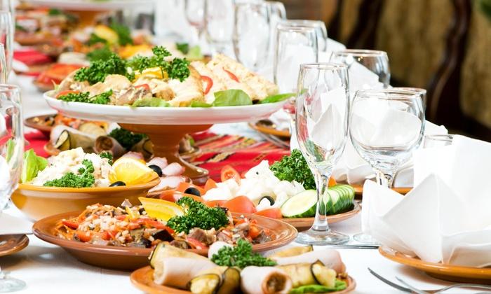 RelSub Organic Deli & Smoothie Shop - Garland: $213 for $250 Worth of Catering Services — RelSub Organic Deli & Smoothie Shop