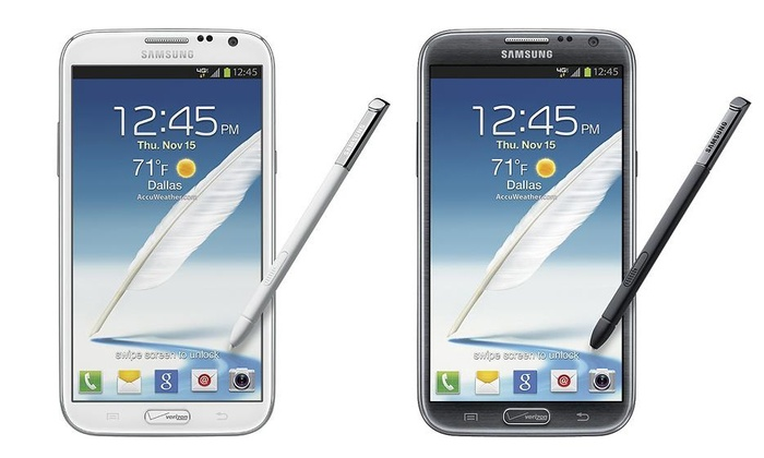 Note 2 plus coupons