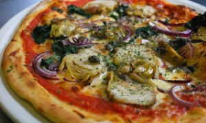 Italian Kitchen Sheffield: Pizza or Pasta Plus Salad for Two or Four at Italian Kitchen Sheffield (Up to 52% Off)