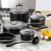 Cuisinart 14-Piece Ceramic Nonstick Cookware Set