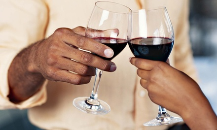 Wine Tasting for Two with Take-Home Bottle of Wine or Four Bottles of Wine at Rev Winery (Up to 77% Off)