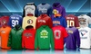 Fanatics/TeamFanShop **NAT**: $10 for $20 Worth of Licensed Sports Apparel from Fanatics