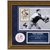 """Yogi Berra 11""""x14"""" Framed Collage with Signed Insert Card"""
