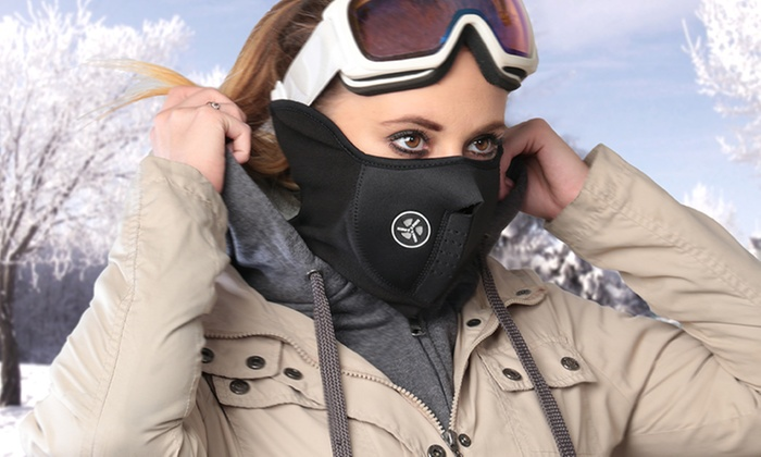 Unisex Fleece Cold Weather Mask