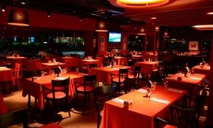 Il Gatto: $399 en vez de $1043 por cena para dos: entrada + plato principal + postre + botella de vino en Il Gatto
