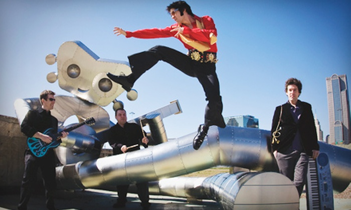 Thaddeus Longfellow Presents: Ninjapalooza! Zombie Love Fest Featuring Graceland Ninjaz - House of Blues Dallas: $13 for Thaddeus Longfellow Presents: Ninjapalooza! Zombie Love Fest Featuring Graceland Ninjaz (Up to $26.50 Value)