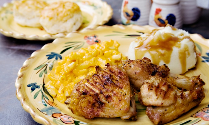 Golden B Restaurant - High Point: Comfort-Food Meal for Two or Four at Golden B Restaurant (Up to Half Off)