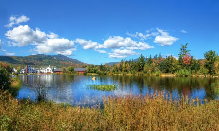 Black Bear Lodge - Waterville Valley, NH: Stay for up to six at Black Bear Lodge in Waterville Valley, NH, with Dates into November