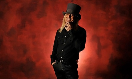 Robin Zander Band at Paramount Theater on Friday, September 19 (Up to 51% Off)