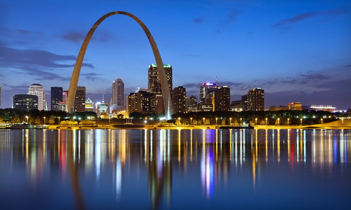 null - Columbia, MO: Stay with Breakfast and Parking at The Westin St. Louis in St. Louis, MO