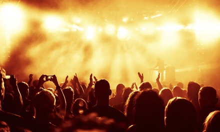 OMG Music Fest at Rocketown on August 25 at 7:30 p.m. (Up to 52% Off)
